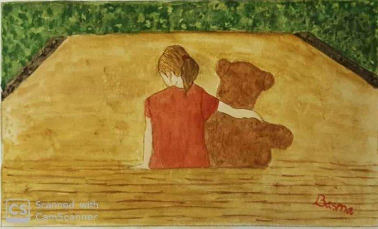 التّجاوب مع حزن الأطفال ومشاعرهم السّلبية