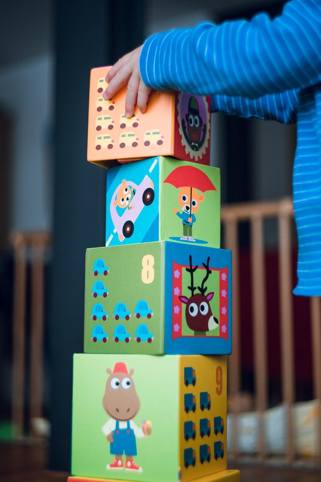 إرشاد لجلسات اللعب العلاجية (حتى 6 سنوات)